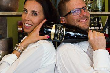 Bernd und Yvonne Brünner